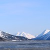 Mountains - Winter - Turnagain Arm - Alaska - USA
