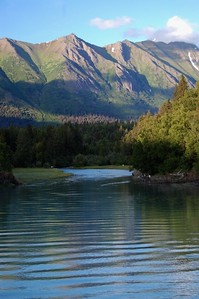 Bird Creek - Turnagain Arm - Alaska - USA