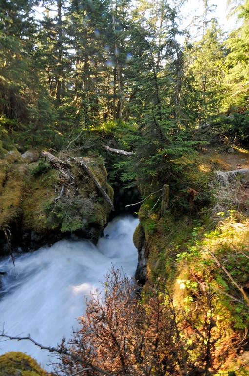 Virgin Creek - Girdwood - Alaska - USA