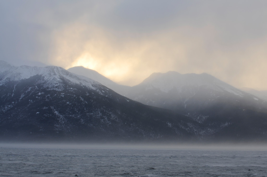 Turnagain Arm - Alaska - USA
