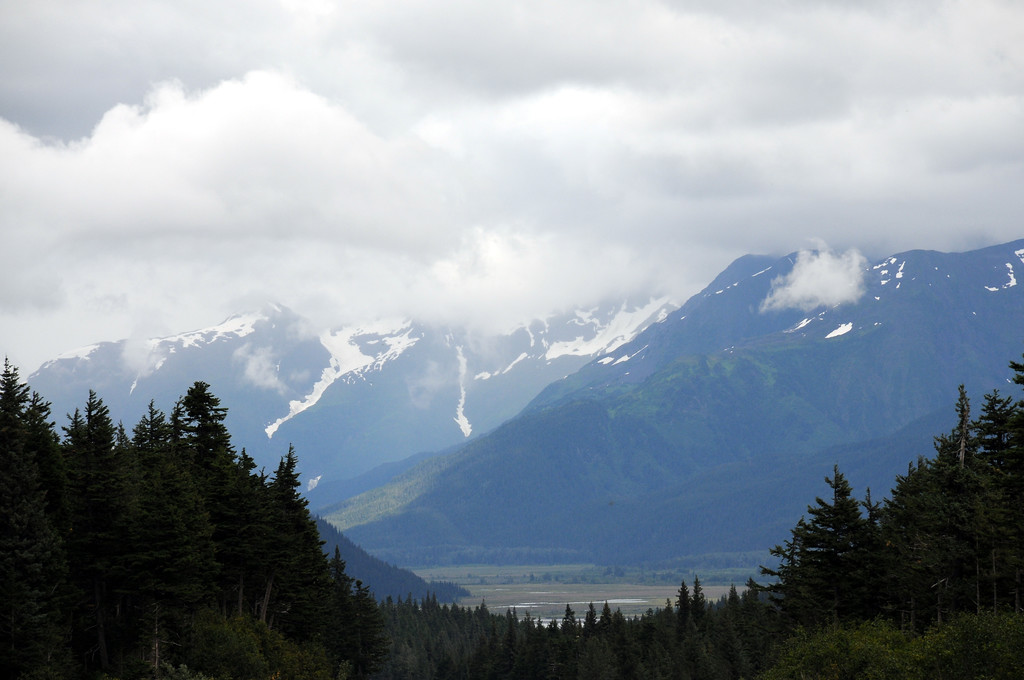 Mountains - Turnagain Pass - Alaska - USA