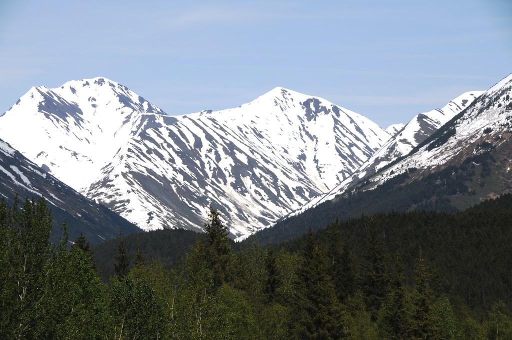 Hope Road - Hope - Alaska - USA