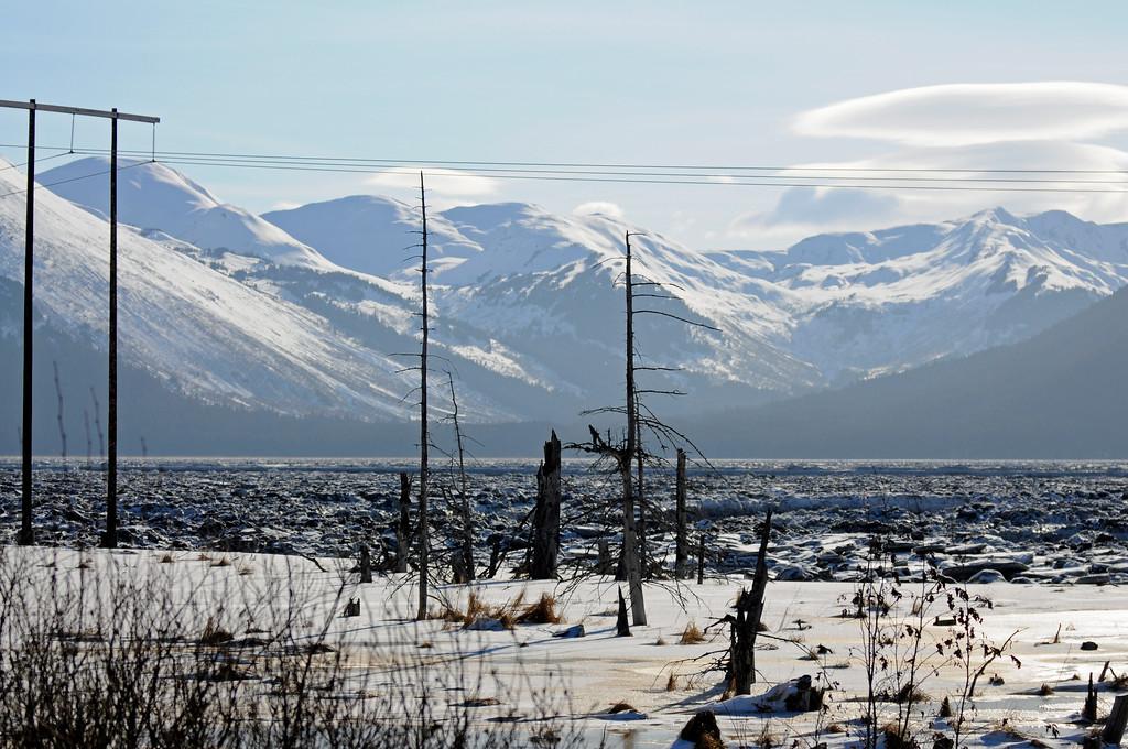 Turnagain Arm - Scenic Alaska - Alaska - USA