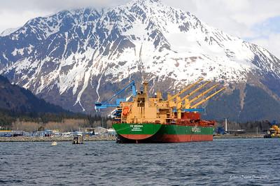 Prince William Sound - Seward - Alaska - USA