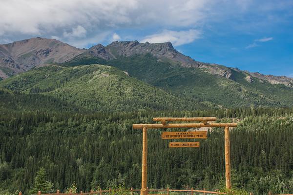 Wednesday July 19th - Denali National Park