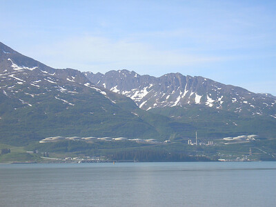Another photo of the Alaska Pipeline Terminal.