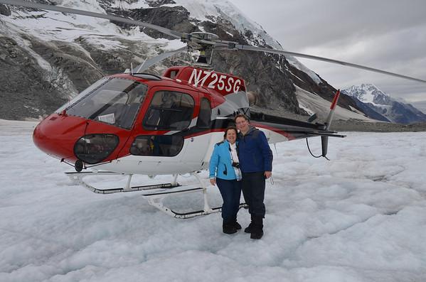 Yanert Glacier Landing