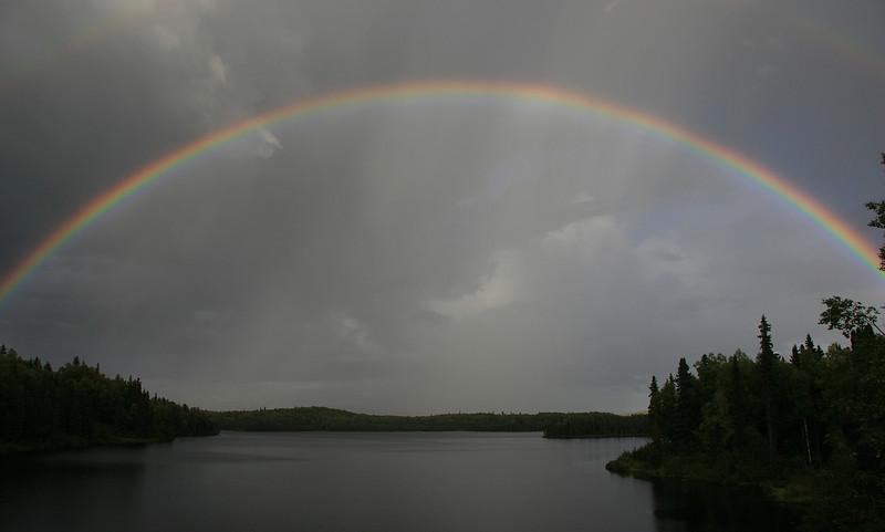 Lake Nancy, Alaska.