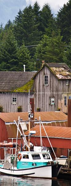 Petersburg fishing harbour, Alaska. SEE ALSO:   www.blurb.com/b/893025-north-to-alaska