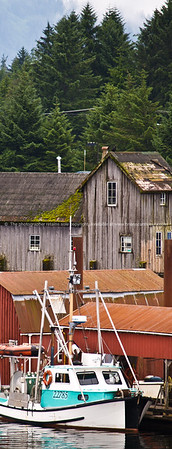 "Petersburg fishing harbour, Alaska. SEE ALSO:    <a href=""http://www.blurb.com/b/893025-north-to-alaska"">http://www.blurb.com/b/893025-north-to-alaska</a>"