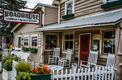 Great breakfast place in Talkeetna
