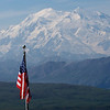 Mt McKinley from Eielson visitor center