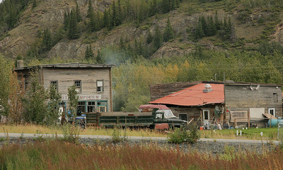 Little Chitina, Alaska.