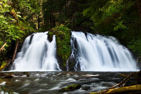 Alaska - Water Fall
