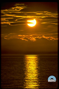 Cook Inlet Sunset