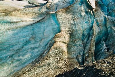 20070806-DSC_1954, Blue Ice - Exit Glacier