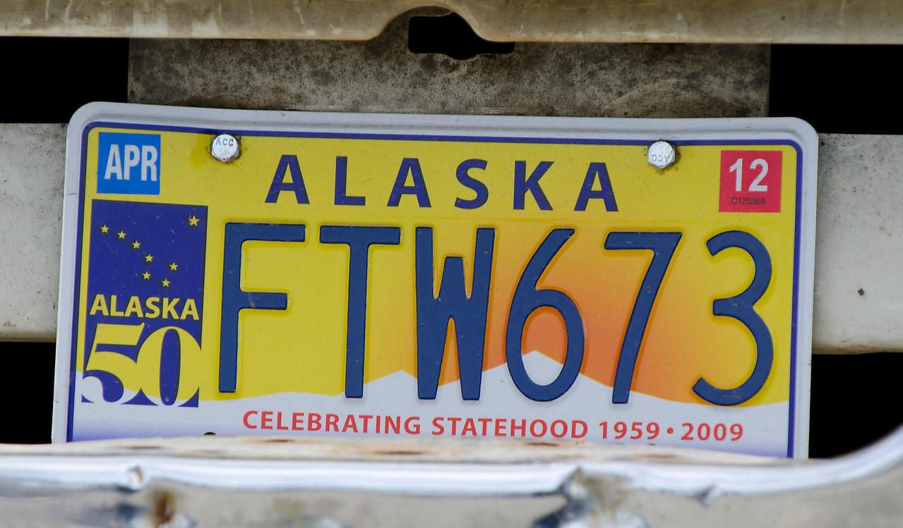 Alaskan pride.