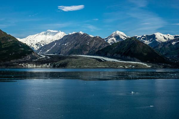 Hubbard Glacer, Alaska