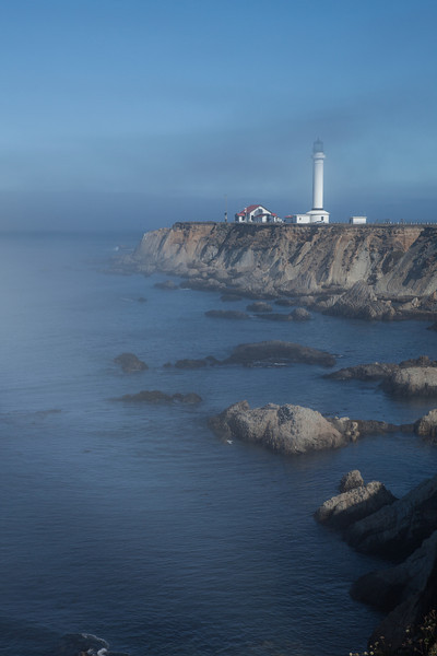 Lighthouse, Point Arena, CA