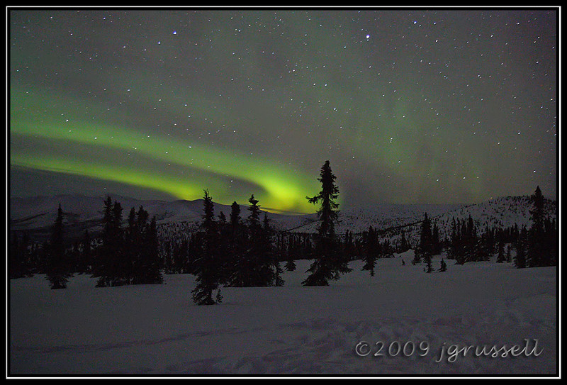 Northern Lights<br /> March 14, 2009