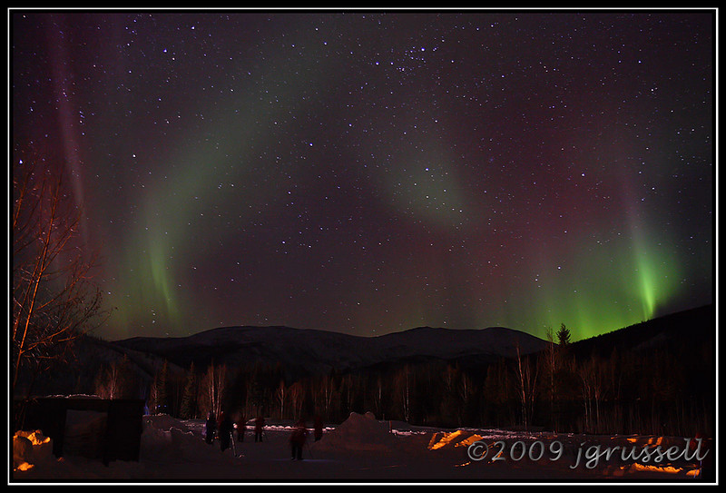 Northern Lights<br /> March 2009