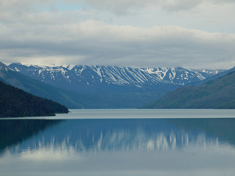 Kenai Lake  By Valerie Mellema  June 12, 2011