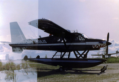 DeHavlid Beaver on Amphib Floats with a PT-6 Conversion - The Ultimate Bush Plane