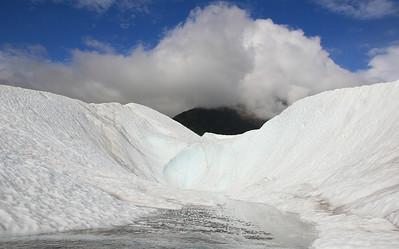 Root Glacier, Wrangell - St Elias National Park, Alaska.