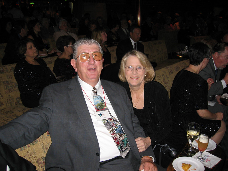 Gail Devens and Bill Staliwe