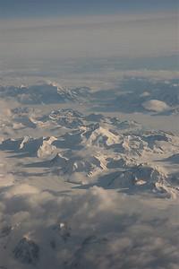 Een eerste blik van Alaska.