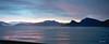 Alaskan cruise sunset