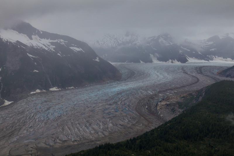 Unidentified glacier.