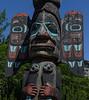 Totem Pole in Ketchikan.
