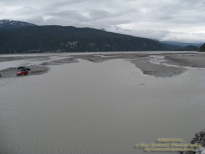 Copper River where a significant amount of salmon fishing was taking place.