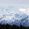 Mt McKinley taken at the McKinley Princess Wilderness Lodge on 05/30/2007