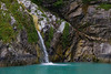Tracy Arm Waterfall.