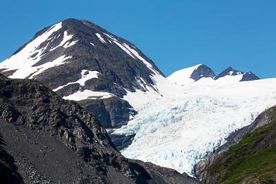 Portage Glacier maybe  1368  Alaska