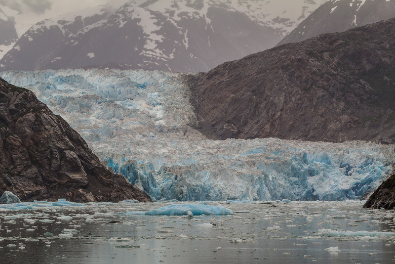 South Sawyer Glacier.