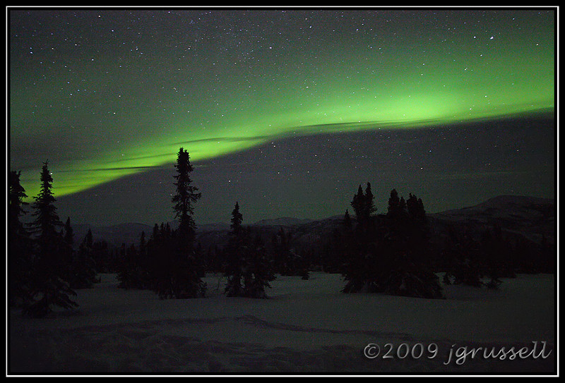 Northern Lights<br /> March 15, 2009