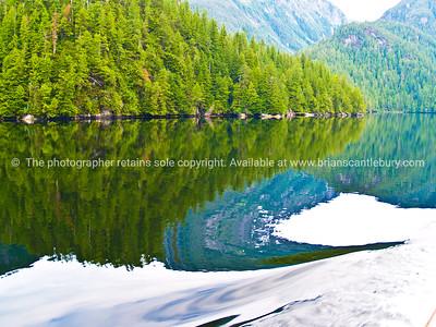 Scenic South east Alaska, a stunning reflection. SEE ALSO:   www.blurb.com/b/893025-north-to-alaska