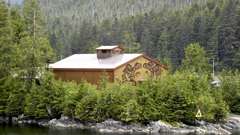 Indian Lodge.