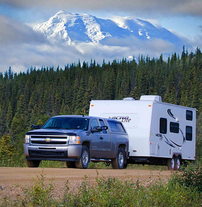 Cover photo for December 2011 issue of RV Magazine.