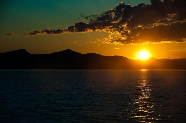 Sunset - Alaska