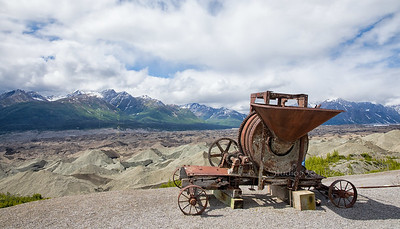 old machinery AK mountain pano1789 cf fol proc DEx