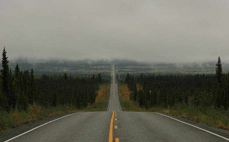Edgerton Highway - McCarthy Road, Alaska.
