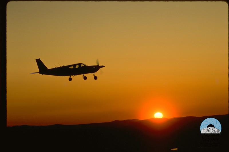 Sunset Flightseeing