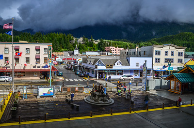 Town Center, Ketchikan