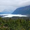 Matanuska Glacier from Glenn Highway