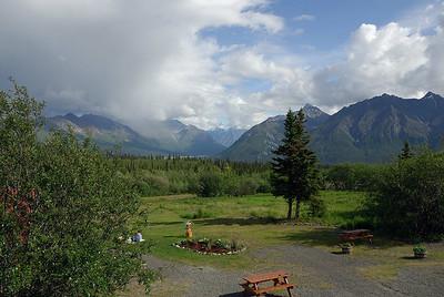 Valdez, Wrangel-St. Elias, Paxson