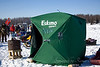 The Green Eskimo Hut